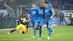 Klatsche für Neu-Coach Weinzierl: TSG Hoffenheim schießt VfB Stuttgart ab