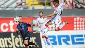 Nullnummern in der 2. Liga: Union und HSV patzen bei Köln-Verfolgung