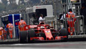 Hamilton kann WM-Fiesta planen: Ricciardo holt Mexiko-Pole, Vettel nur Vierter