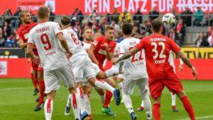 Sandhausen auf dem Weg nach oben: 1. FC Köln patzt und rettet Tabellenführung