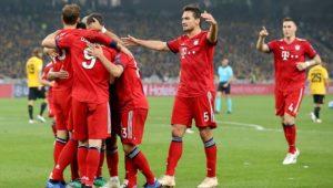 CL-Erlösung dank Doppelschlag: FC Bayern siegt glanzlos in Athen