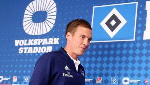 """""""Weiß, wie man aufsteigt"""": Neu-Coach Wolf verspricht HSV-""""Vollgas"""""""