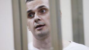Sacharow-Preis für inhaftierten ukrainischen Filmemacher