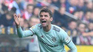Verbaler Aktivposten: Müller peitscht den FC Bayern zum Erfolg