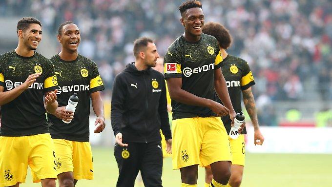 """CL-Topspiel wohl ohne Alcácer: BVB plant """"Kinderriegel""""-Coup gegen Atlético"""