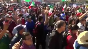 Haltung gegenüber Migranten in Tijuana immer ablehnender