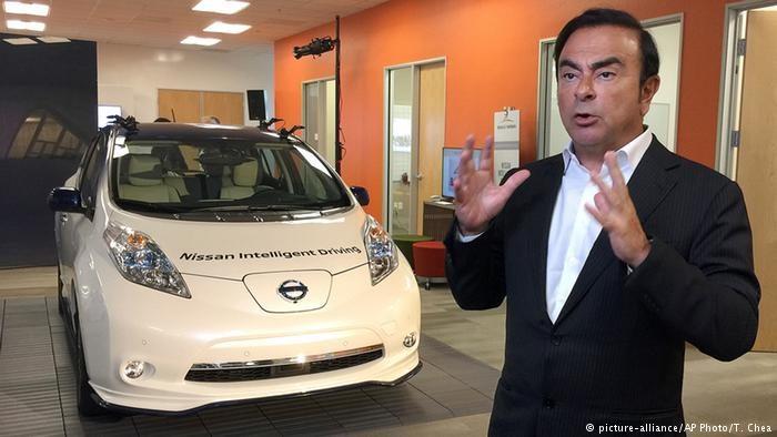 Auto-Manager Ghosn in Japan inhaftiert