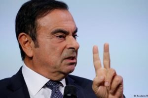 Trotz Festnahme bleibt Carlos Ghosn Renault-Chef