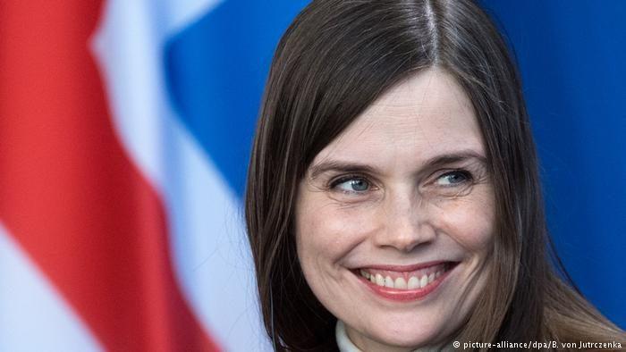 "Katrin Jakobsdottir: ""Frauenrechte sind fundamentale Menschenrechte"""