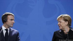 Emmanuel Macrons Euro-Reformen werden abgespeckt
