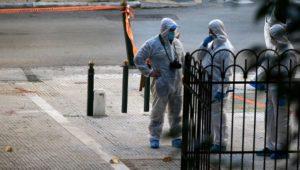 Athen: Polizist bei Detonation von Sprengsatz verletzt