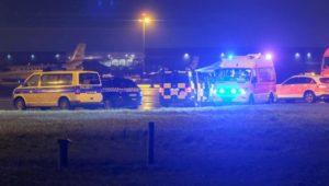 Flughafen Hannover: Auto rast auf Landebahn – Flugverkehr ruht stundenlang