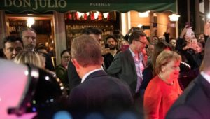 G20-Gipfel in Argentinien: Angela Merkel wird gefeiert in Buenos Aires