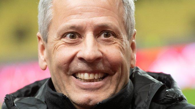 BVB gewinnt auch in Monaco: Der zweite Dortmunder Anzug sitzt