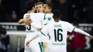 Stuttgart hängt unten fest: Gladbach bleibt erster BVB-Verfolger