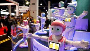 CES: Die Messe der sprechenden Maschinen