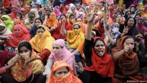 Der Kampf der Textilarbeiter in Bangladesch