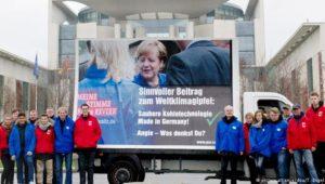 Medien: Merkel zieht Kohleverhandlungen an sich