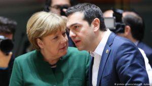Merkel in Griechenland: Besuch bei Freunden