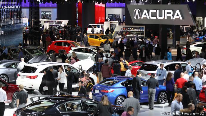 Detroit Auto-Show: Automesse auf absteigendem Ast