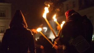 Nürnberg: Kritik an Polizei nach Neonazi-Fackelmarsch