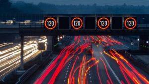 Autobahn München-Ulm bekommt variable Tempolimits