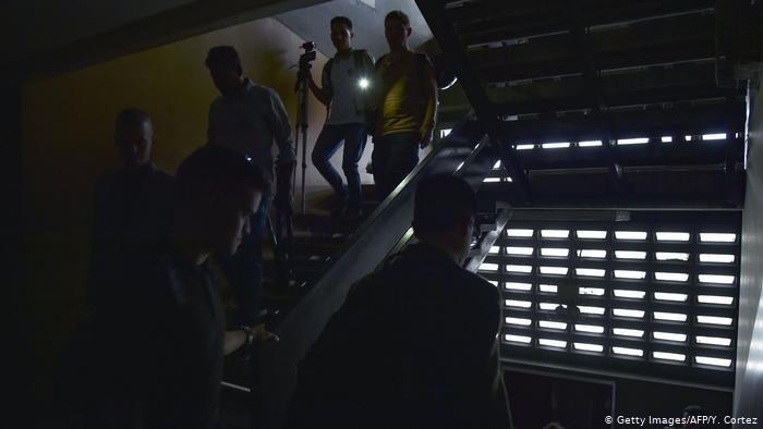 Schon wieder kein Strom mehr in weiten Teilen Venezuelas