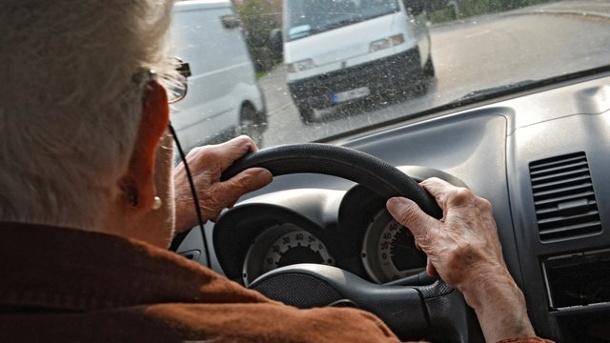 Mehr Senioren an Verkehrsunfällen in Brandenburg beteiligt