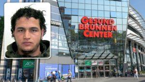 Mit Komplizen: Amri plante offenbar Bombenanschlag auf Gesundbrunnen-Center