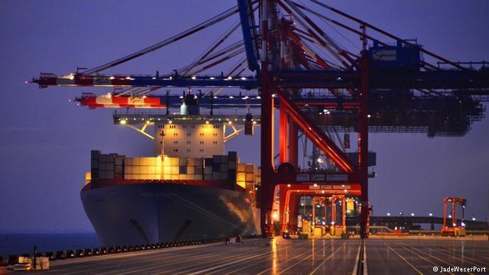 JadeWeserPort: Vom Sorgenkind zum florierenden Hafen