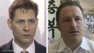 China beschuldigt Kanadier der Spionage