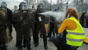 Gelbwesten-Demos an mehreren Orten in Paris verboten