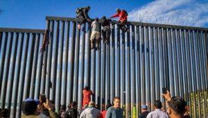 Mexiko: US-Grenzschutz geht mit Tränengas gegen Migranten vor