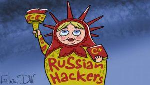 Gastkommentar: Der erste Cyberkrieg der Welt