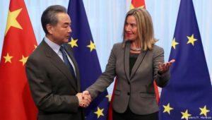 EU und China wollen fair miteinander umgehen