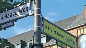 Straßen an der Charité umbenannt
