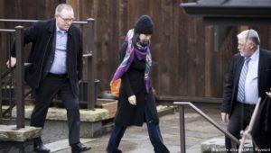Huawei-Managerin Meng Wanzhou verklagt Kanada