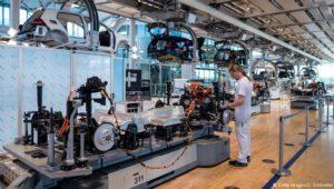 Autoindustrie trotz Dieselkrise weiter sehr erfinderisch