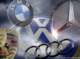 EU-Kommission: BMW, Daimler und VW haben illegale Absprachen getroffen