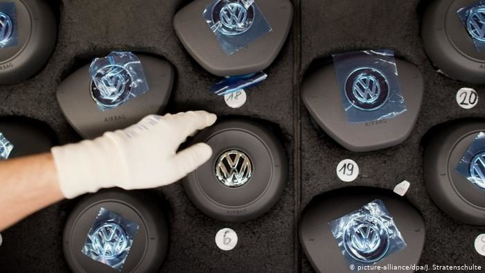 Absatzeinbruch bei Volkswagen