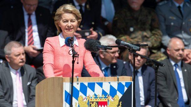 Bundeswehr für Heimatschutz: Bayern hat jetzt ein eigenes Landesregiment