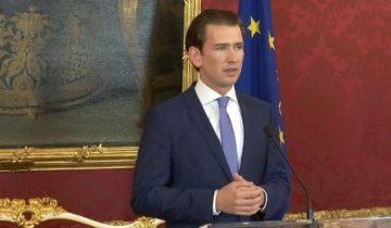 Österreich: Rauswurf von FPÖ-Innenminister? Kurz will sich am Mittag äußern