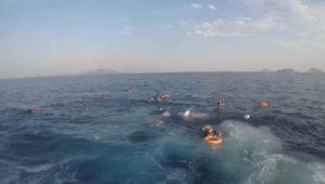 Türkei: Flüchtlingsboot sinkt in türkischer Ägäis – Acht Tote