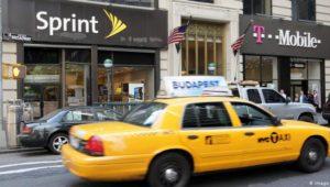 Klage gegen Megafusion von T-Mobile und Sprint