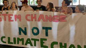 Humboldt-Uni solidarisiert sich mit Fridays for Future