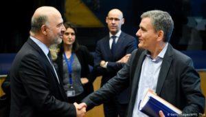 Finanzminister erzielen Fortschritte bei Eurozonenbudget