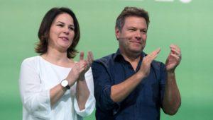 Robert Habeck: Grüne wollen an Doppelspitze festhalten