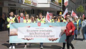 Niedersachsen und Bremen: Erneute Warnstreiks an Banken
