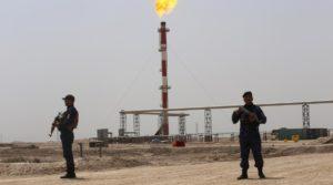 Irak: Zwei Verletzte nach Raketenangriff auf Ölfirmen
