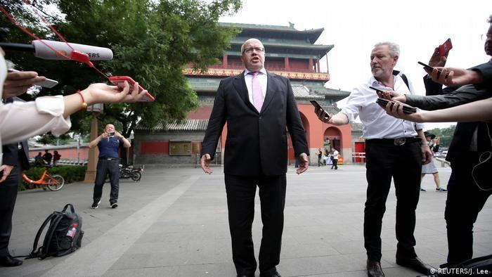 Altmaier fordert fairen Wettbewerb mit China